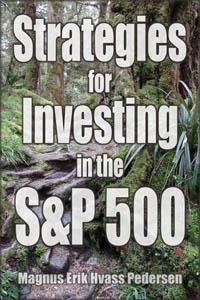 Sp500 trading strategies